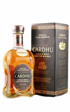 Immagine di CARDHU WHISKY SINGLE MALT SCOTCH WHISKY