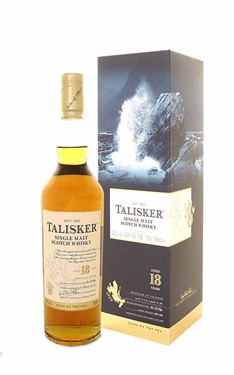Picture of WHISKY TALISKER 18Y70 '08 ASTUCCIO IN PELLE 70CL