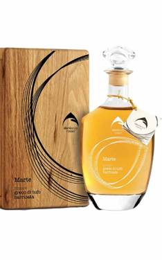 Picture of GRAPPA MARTE GRECO DI TUFO IN CASSETTA LEGNO 70CL