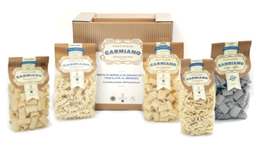 Picture of Box mixed pasta, 10 packs of 500gr, Pasta of Gragnano.