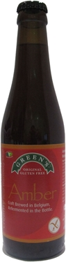 Picture of Amber Ale 33cl Birra Gluten Free