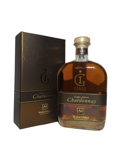 Picture of Grappa Giare Chardonnay 70cl