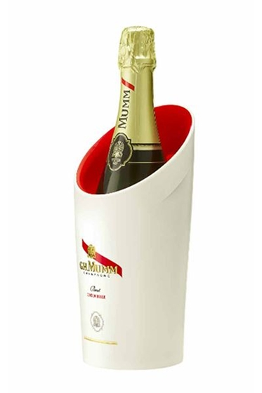 Picture of CHAMPAGNE G.H. MUMM MINI ICE BUCKET.750ML-SECCHIELLO GHIACCIO