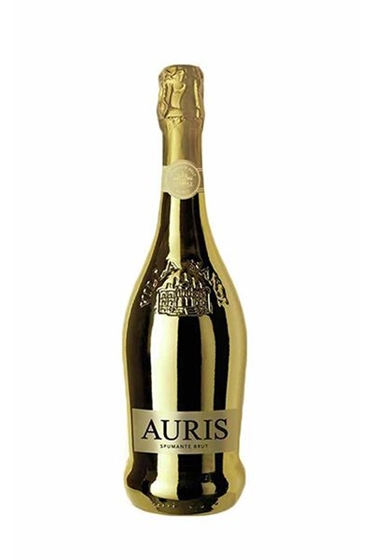Picture of VINO SPUMANTE BRUT VILLA SANDI AURIS EDIZIONE LIMITATA ORO 750ml