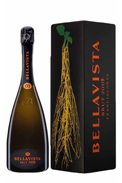 Picture of BELLAVISTA BRUT 2009 WITH BOX 75CL