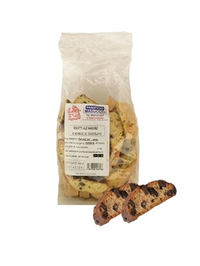 Picture of BISCUITS WITH ALMONDS AND SLIVERS OF CHOCOLATE, 400g