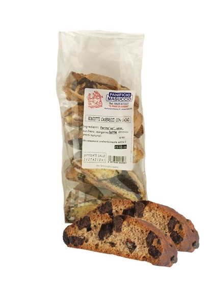 Picture of HOMEMADE COCOA BISCUITS, 400g