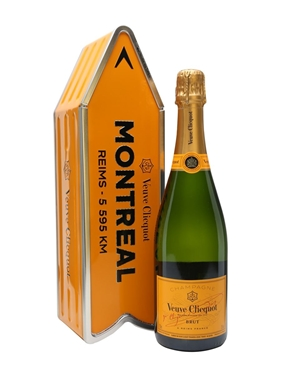 "Picture of Veuve Clicquot Cuvée Arrow ""MONTREAL"""