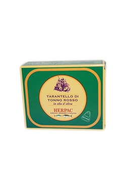 Picture of Tarantello of red tuna 320gr ERPAC