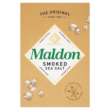Picture of SALE MARINO AFFUMICATO IN CRISTALLI MALDON 125G
