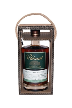 Picture of Rum Clement Single Cask Green