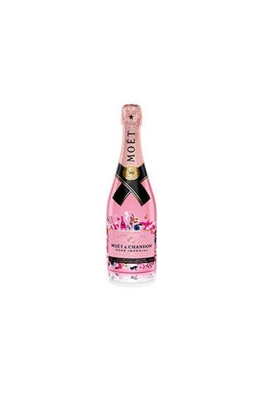 Immagine di Mini EMOJI Moet & Chandon Rose Imperial Champagne