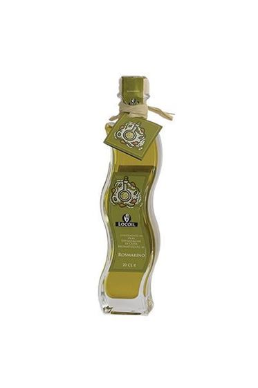 Picture of Extra Virgin Olive Oil Flavoured At rosemary, 20cl.