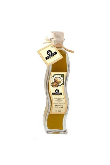 Picture of Extra Virgin Olive Oil Flavoured with the white truffle,20cl.