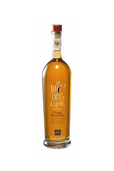 Picture of Le Diciotto Lune Distilleria Marzadro 70cl