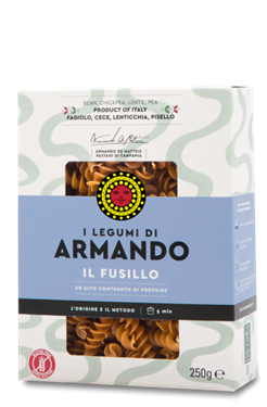 Picture of Fusilli Armando Multilegumi