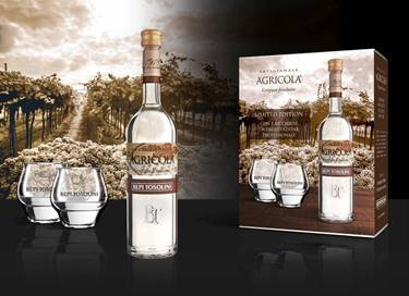 Picture of GRAPPA AGRICOLA FRIULANA BEPI TOSOLINI