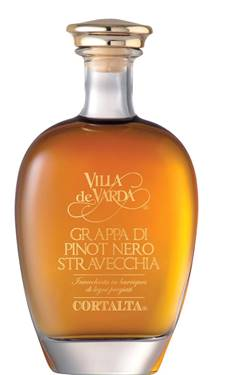 Picture of GRAPPA PINOT NERO STRAVECCHIA - BARRICATA CORTALTA  70 cl.