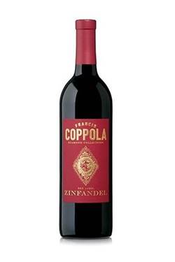 Picture of California Zinfandel Diamond Collection Red Label 2016 - Francis Ford Coppola Winery
