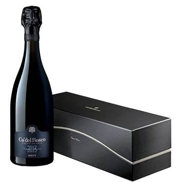 Picture of Franciacorta Brut DOCG Vintage Collection 2014  Ca' del Bosco (astuccio)