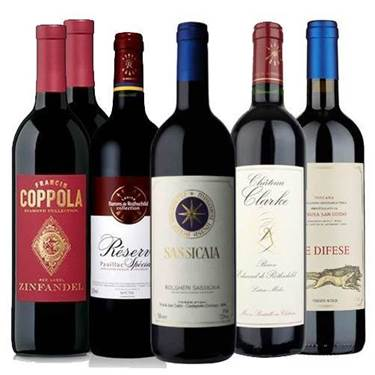 Immagine di SPECIAL PACK WINE