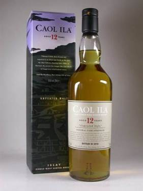 Picture of CAOL ILA 12 y. Unpeated Style dist.1998 Natural Cask Strength whisky Bott. 2010