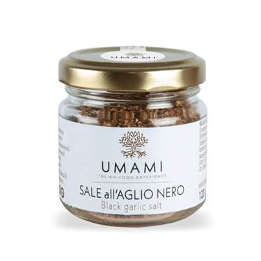 Picture of Sale Aromatizzato All'aglio Nero 120 g