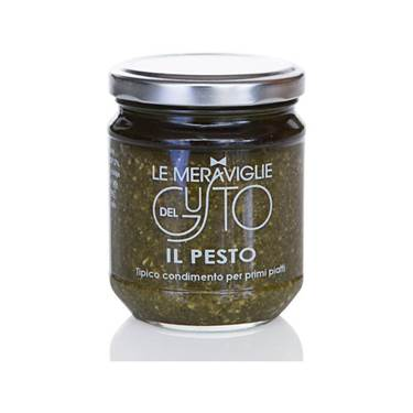 Picture of PESTO CON BASILICO FRESCO 180 g