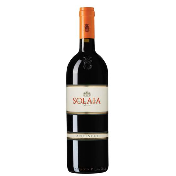 Picture of Toscana Rosso IGT Solaia 2015 - Antinori